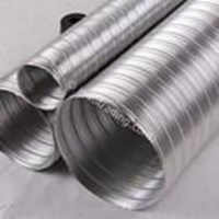Semi Rigid Aluminium Ducting