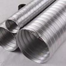 Aluminium Ducting Semi Rigrid