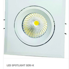 Lampu Led Spotlight Seri-K
