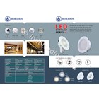 Lampu Led Downlight Series-L Dl 9W  5