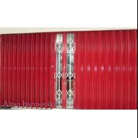 Jual Pintu Harmonika Model 1
