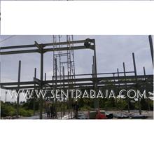 Konstruksi Baja Bangunan