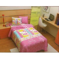 Bed Cover & Bed Sheet Hello Kitty Brand Angela Kids