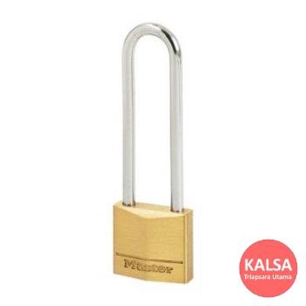 Gembok Master Lock 130EURDLJ Solid Brass Steel Shackle