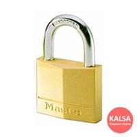 Master Lock 140EURD Solid Brass Padlocks Steel Shackle