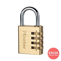 Master Lock 604EURD Combination Padlocks