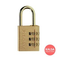 Master Lock 620EURD Combination Padlocks