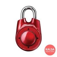 Master Lock 1500iEURDRED Combination Padlocks