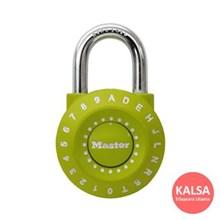 Master Lock 1590EURDGREEN Combination Padlocks