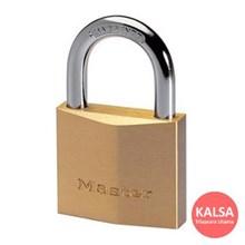 Master Lock 2930EURD Solid Brass Padlocks Hardened Steel Shackle