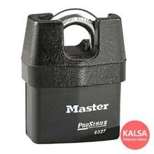 Master Lock 6327EURD Shrouded Shackle