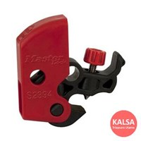 Master Lock S2394 Universal Miniature Circuit Breaker Lock Outs