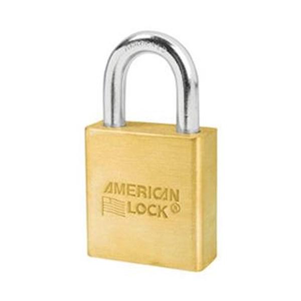 A5560 Rekeyable Solid Brass Padlocks American Lock
