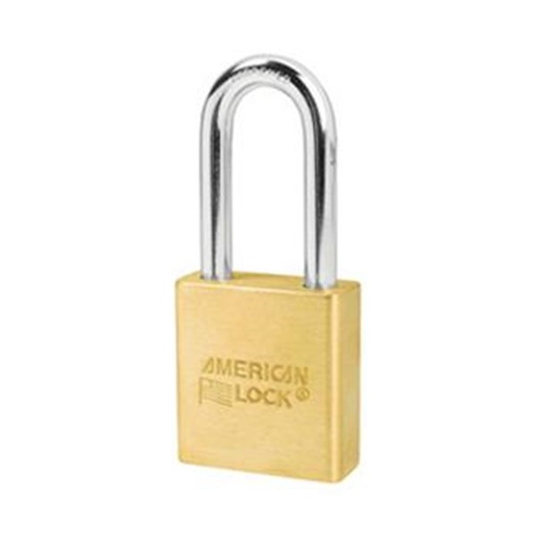 A5561 Rekeyable Solid Brass Padlocks American Lock