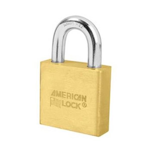 A5570 Rekeyable Solid Brass Padlocks American Lock