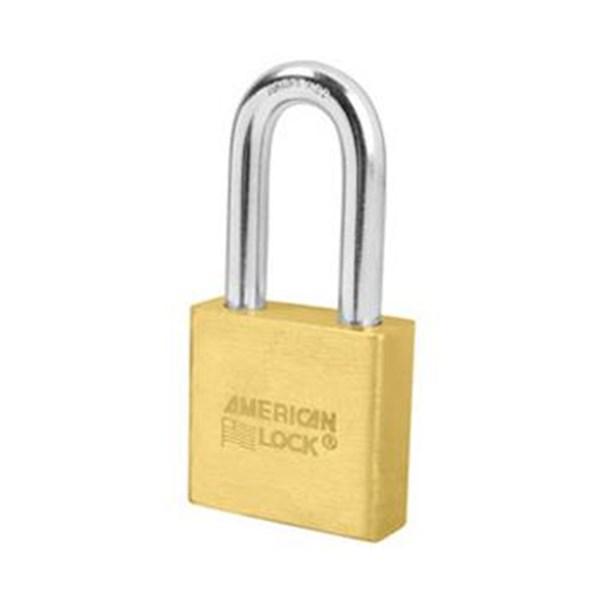 A5571 Rekeyable Solid Brass Padlocks American Lock