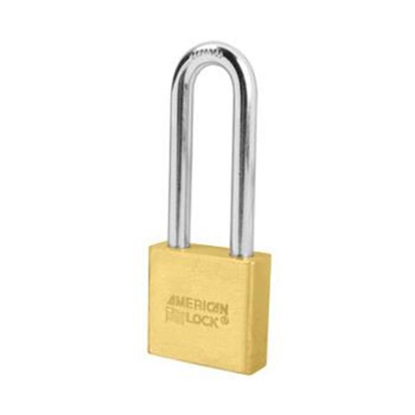 A5572 Rekeyable Solid Brass Padlocks American Lock