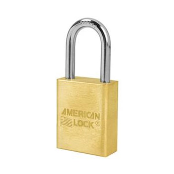 A6531 Rekeyable Solid Brass Padlocks American Lock
