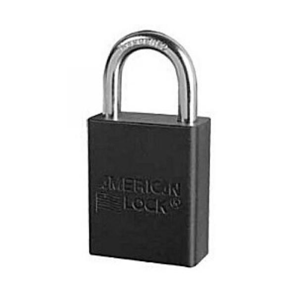 A1105blk Safety Lockout Padlocks American Lock