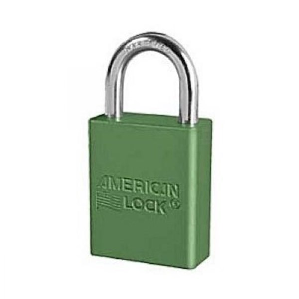 A1105grn Safety Lockout Padlocks American Lock