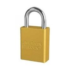 A1105ylw Safety Lockout Padlocks American Lock