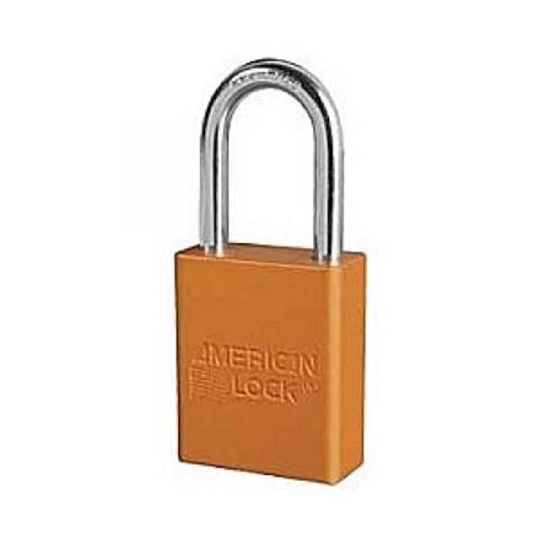 Gembok American Lock A1106orj Safety Lockout Padlocks