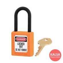 Master Lock 406ORJ Keyed Different Safety Padlocks