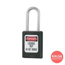 Master Lock S31KABLK Keyed Alike Safety Padlocks