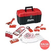 Master Lock S1017E1106KA Personal Ultra Durable Lock Out Kits
