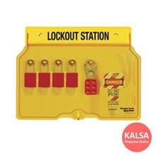 Master Lock 1482BP1106 Padlock Stations
