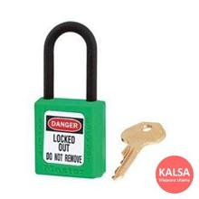 406MK GRN Safety Padlocks Master Lock Master Keyed