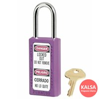 Master Lock 411PRP Keyed Different Safety Padlock