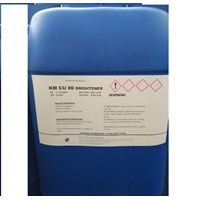 Electroplating Chemicals KM CU 80