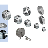 Jual Clamp Fittings & Flanges