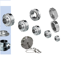 Clamp Fittings & Flanges