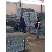 Kawat Bronjong Fabrikasi Dan Manual