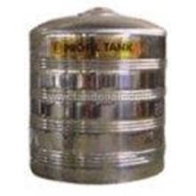 Tangki Air Profil Stainless Steel Datar