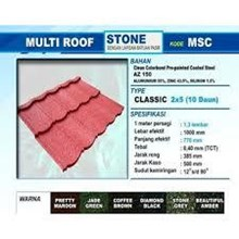 Genteng Metal Multiroof Pasir