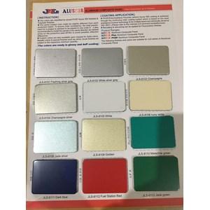 Plat Aluminium  Composite Panel (ACP) Alustar