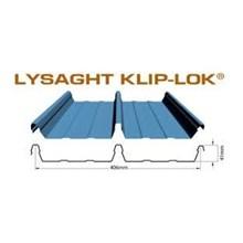 Atap Spandek Bluescope Klip Lock Lysaght