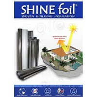 Aluminium Bubble Foil Shine Foil