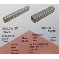 Jual Rangka Plafon Hollow S 13x18 38x38 Galvalum