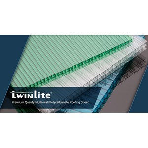 Atap Polycarbonate Twinlite Gen 2.0