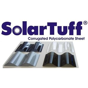 Atap Polycarbonate Solartuff Greca-Roma