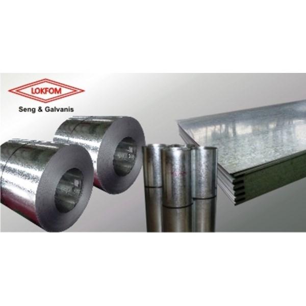 Seng Plat Lokfom BJLS 0.40 mm
