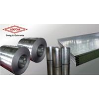 Seng Plat Lokfom BJLS 0.45 mm