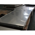Plat Stainless Tebal 0.5 mm SUS 201 Grafir (BA) 1
