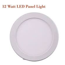 Lampu Plafon LED Panel Light 12 Watt