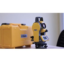 Meteran Laser Total Station Trimble M1 Dr2