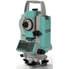 Meteran Laser Total Station Nikon Dtm 322-5